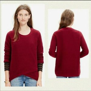 Madewell Feature Pullover Sweater